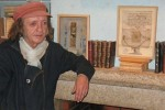 Article de Ouest-France consacré à l'exposition de Patrice Robin à la librairie Antiqvaria.
